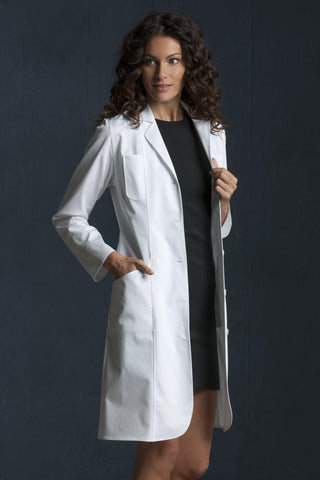 Adria Young Women's Lab Coat