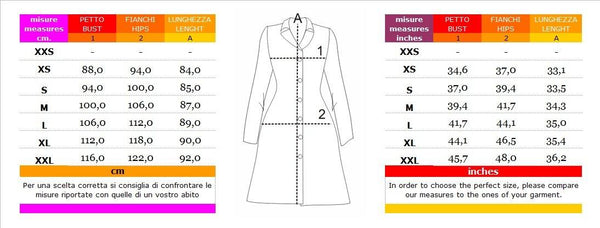 Delhi Women's Lab Coat