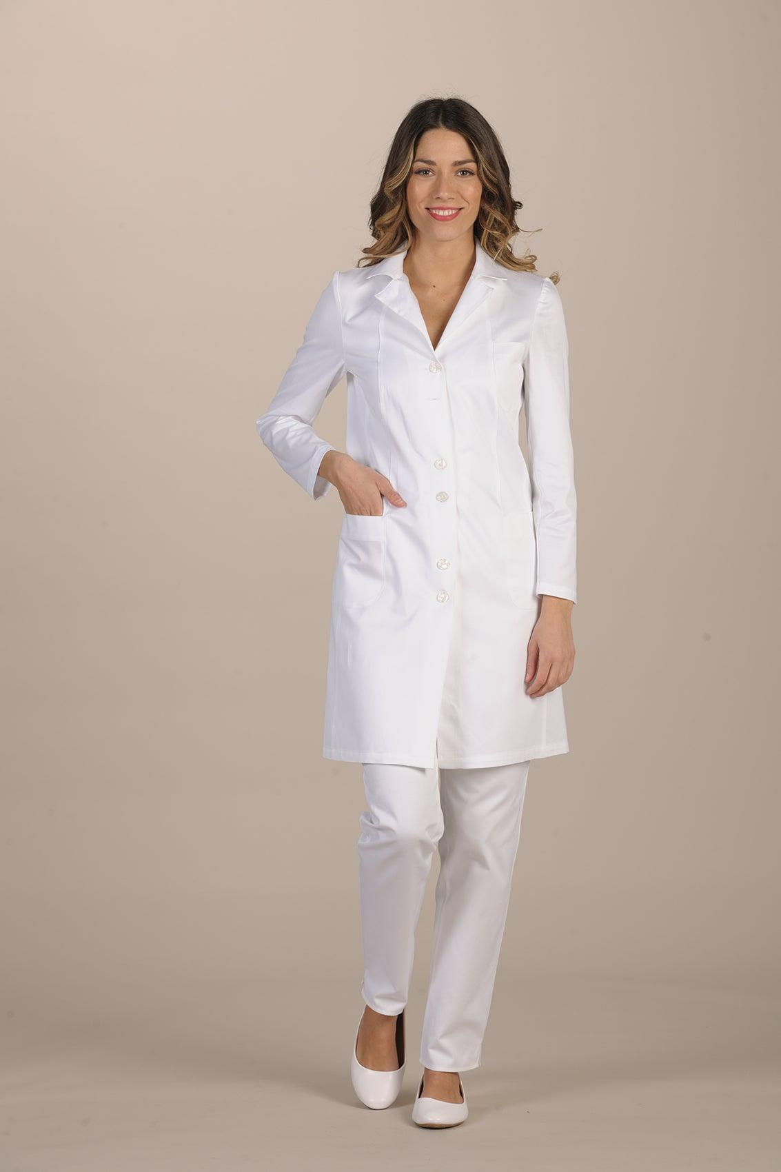 Erevan Women's Lab Coat - PET easy care