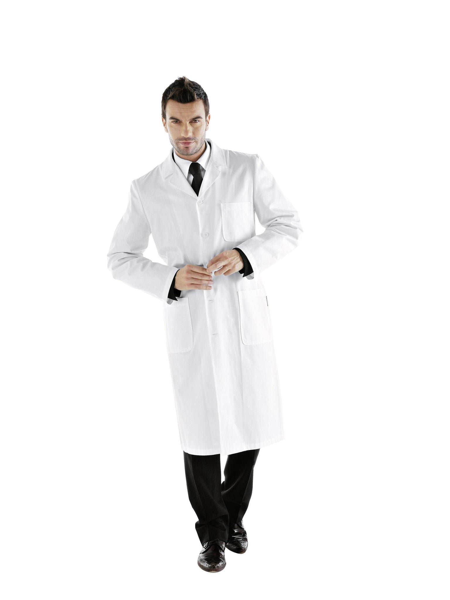 Baltimora Men's Lab Coat