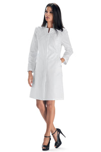 Lugano Women's Lab Coat