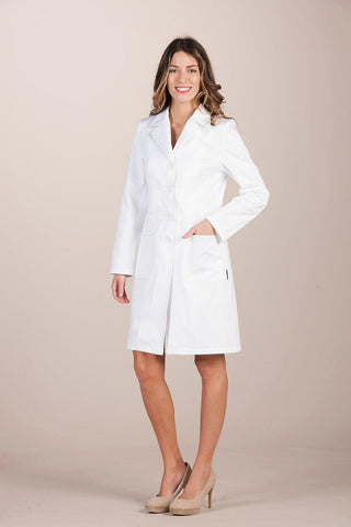 Madeira Women's Lab Coat