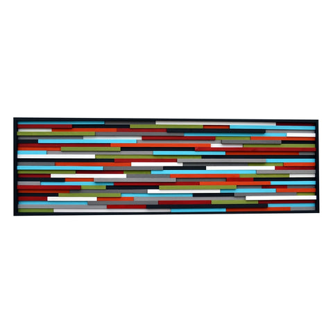 Wood Wall Art - 3D Art - Abstract Painting on Wood - Modern Wood Sculpture Wall Art - Modern Textures