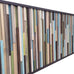 Wood Wall Art - Wood Wall Art - Reclaimed Wood Art Sculpture - Modern Wall Art 24x72 - Modern Textures