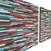 Wood Wall Art - Modern Wood Sculpture Wall Art - 3D Art - Modern Textures