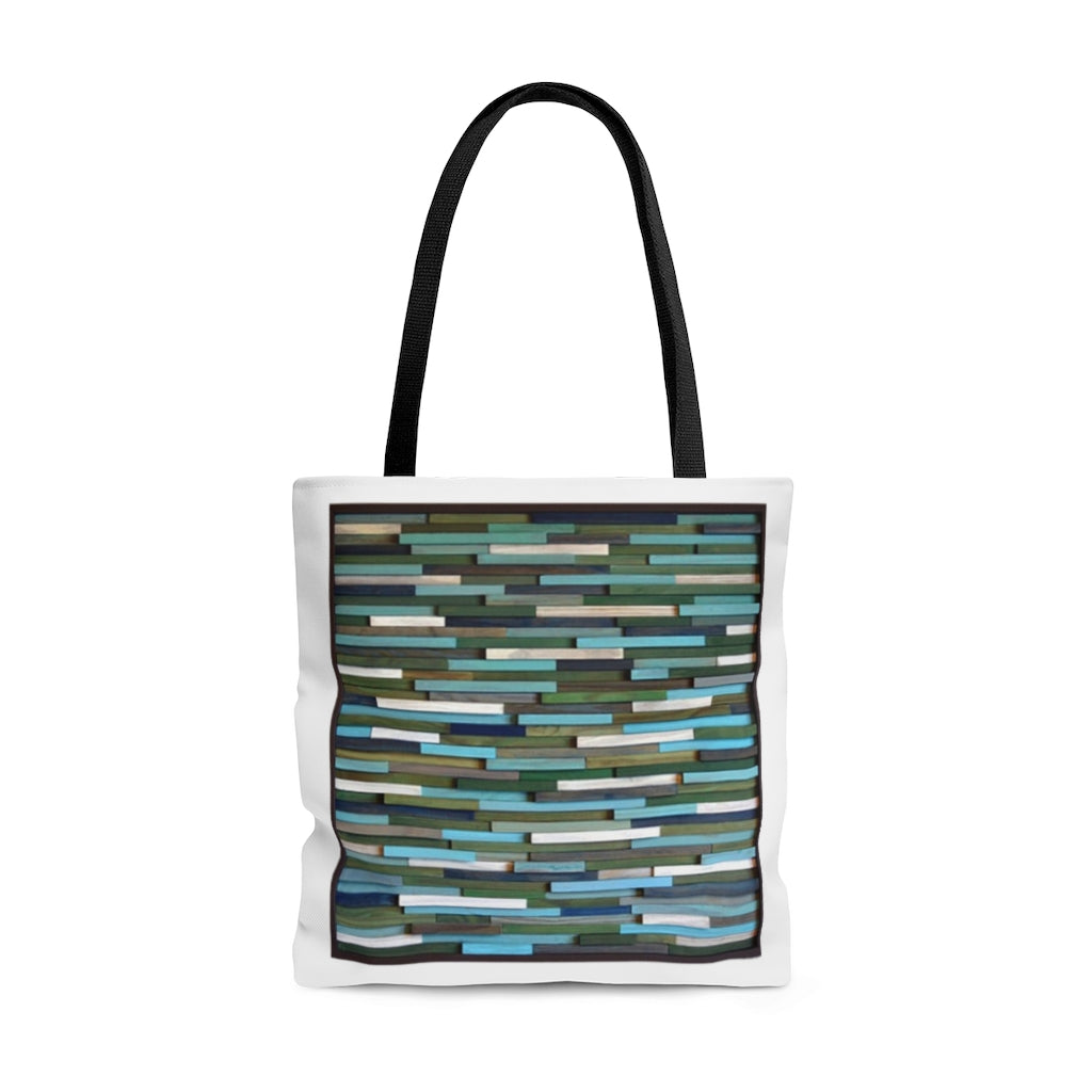 Artsy Tote Bag by Modern Textures