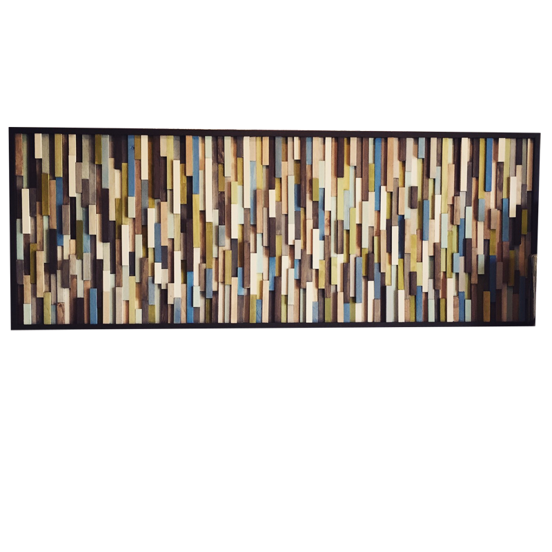 Wood Wall Art Reclaimed Wood Art Sculpture Modern Artwork 3d Artwork Modern Textures Inc