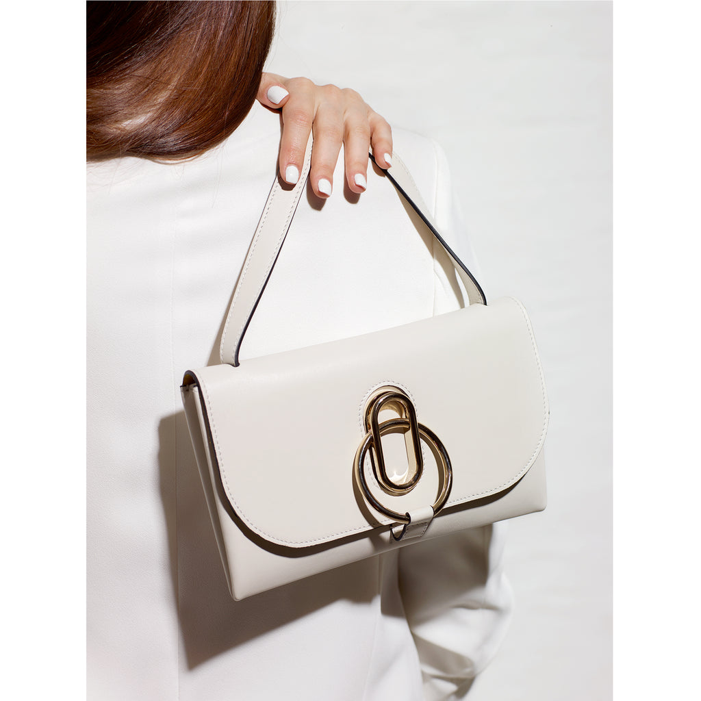 IVY POCHETTE off white