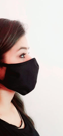 Anti pollution & virus protection face masks - Pack of 5