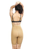 Adorna Body Slimmer - Transparent Straps