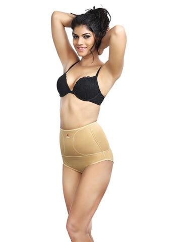 Adorna Tummy Tucker Panty-Snap closure @ crotch