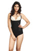 Adorna Body Slimmer Panty-Transparent Straps-Snap closure @ crotch