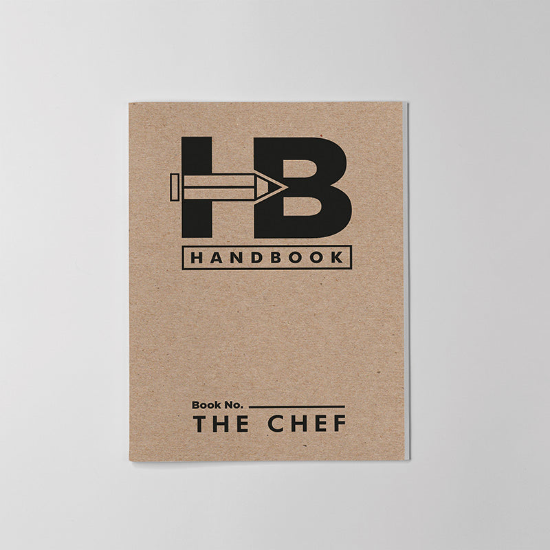 Chef Notebook HB Handbook