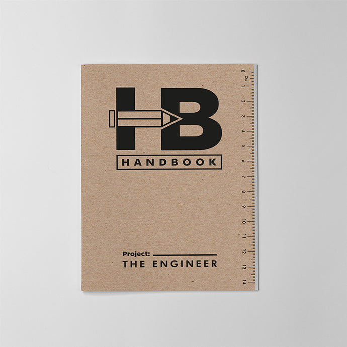 Mechanical Engineer Notebook HB Handbook