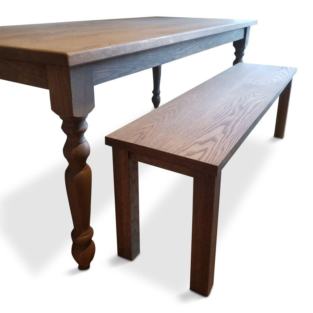 Cape Ann Farm Table | Lighthouse Woodworks