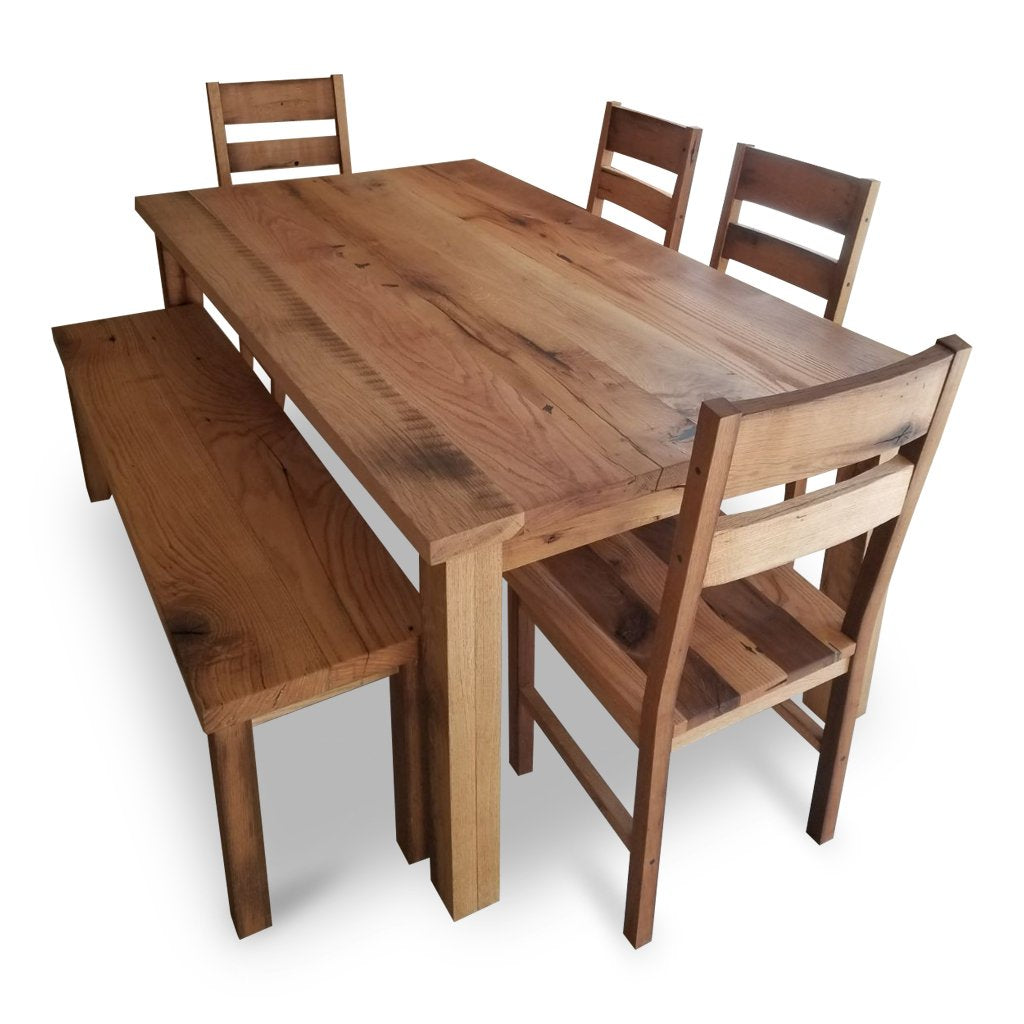 Great Point Farm Table | Lighthouse Woodworks