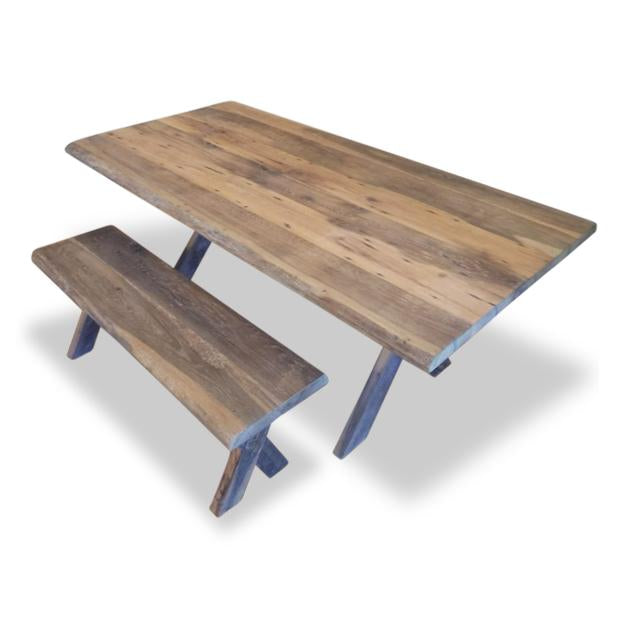 Borden Flats Farm Table | Lighthouse Woodworks