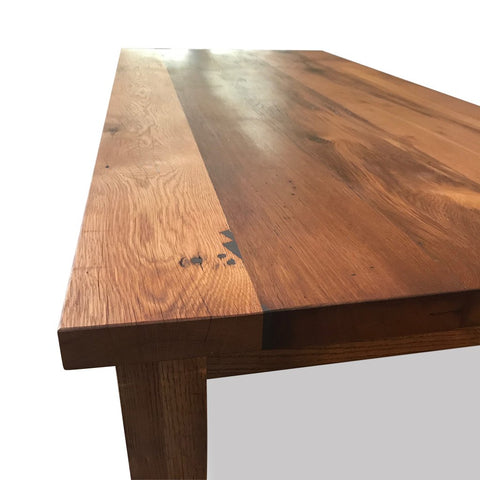 Portland Head Farm Table | Lighthouse Woodworks