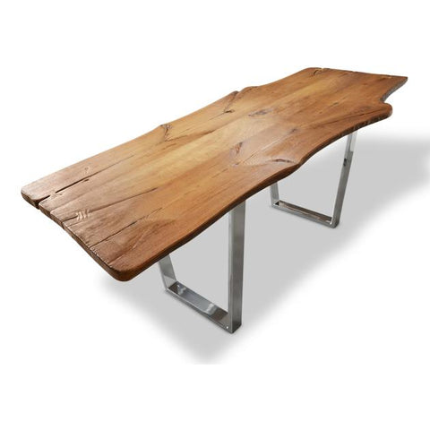 Plymouth Live Edge Table