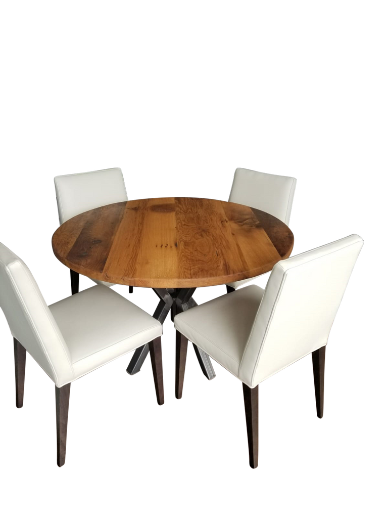 Juniper Island Round Farm Table