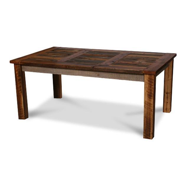 Race Point Farm Table | Lighthouse Woodworks