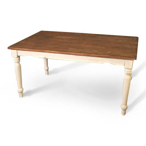 Nantucket Beacon Farm Table | Lighthouse Woodworks