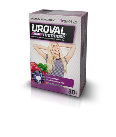 Uroval® mannose ACUTE
