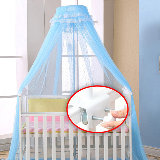 Canopy Crib Mosquito Net  sc 1 st  Baby Safety Products & Canopy Crib Mosquito Net - Baby Safety Supply