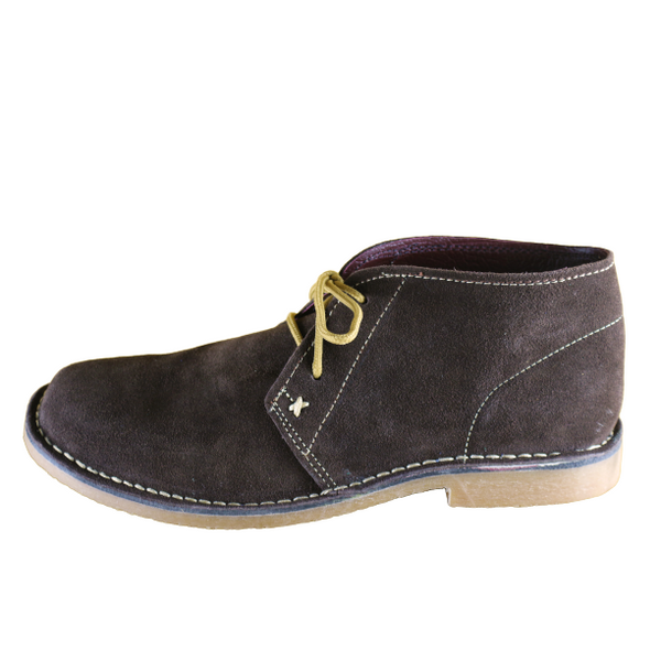 Urban Vellies (Dark Brown) - Vellies Ville