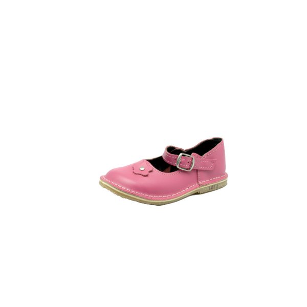 Kiddies Flower Girl (Pink) - Vellies Ville