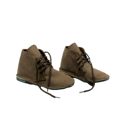 Baby Farmer vellies (Higher cut Brown) - Vellies Ville