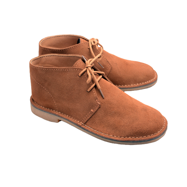 Farmer's Vellies (Dark Camel) - Vellies Ville