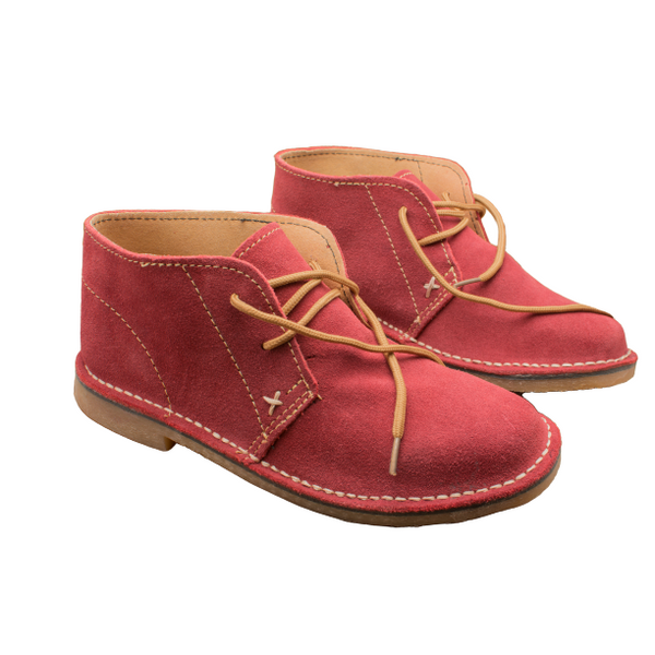 Urban Vellies (Red) - Vellies Ville