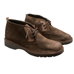 Oupa Vellies (Dark Brown) - Vellies Ville