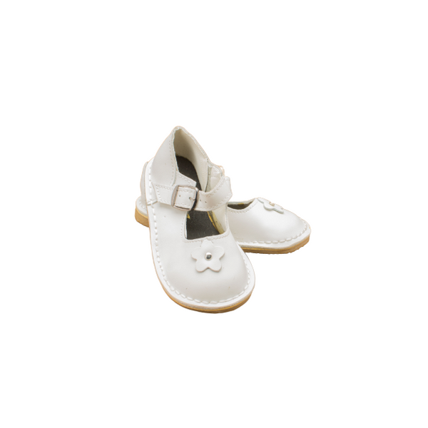 Kiddies Flower Girl (White) - Vellies Ville