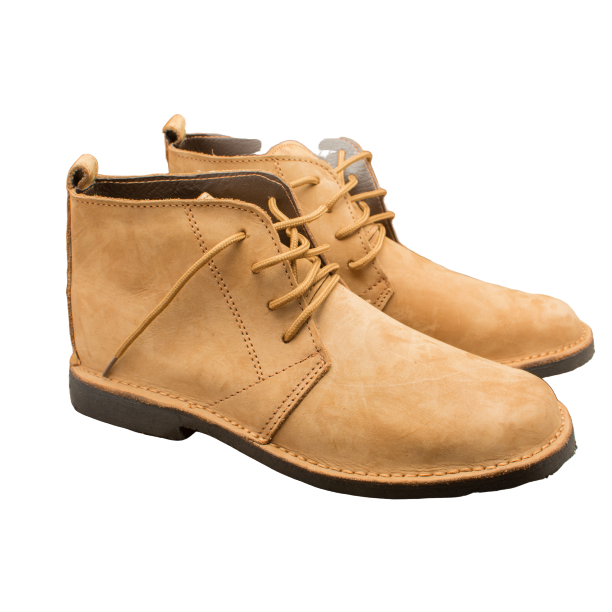 HCF Vellies (Sandy Tan) - Vellies Ville