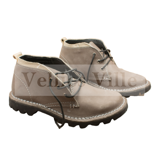 Hunter's Vellies (HC Grey) - Vellies Ville