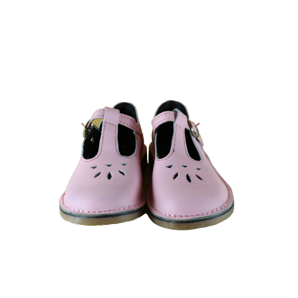 Baby Doll Vellies (Light Pink) - Vellies Ville