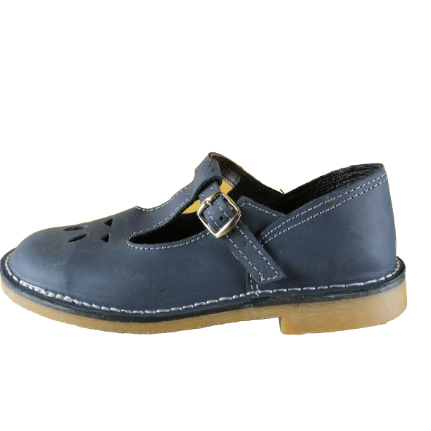 Baby Doll Vellies (Navy) - Vellies Ville