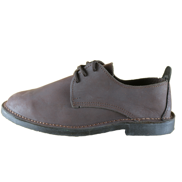 Pretoria Vellies (Dark Brown) - Vellies Ville