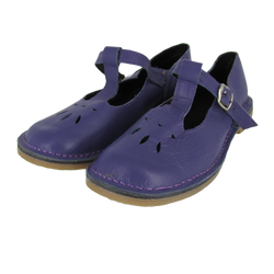 Baby Doll Vellies (Purple) - Vellies Ville