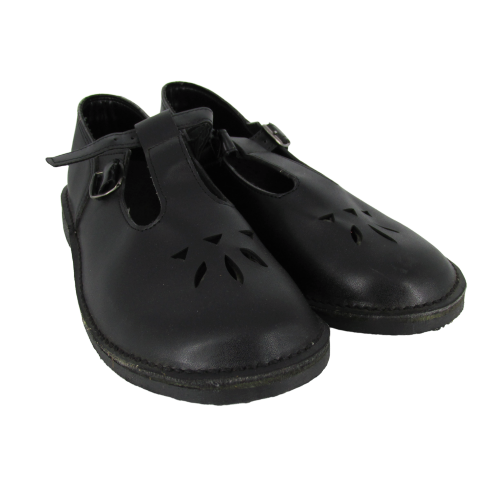 Baby Doll Vellies (Black) - Vellies Ville