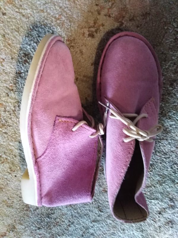 Farmers Vellies Pink (Size 4)