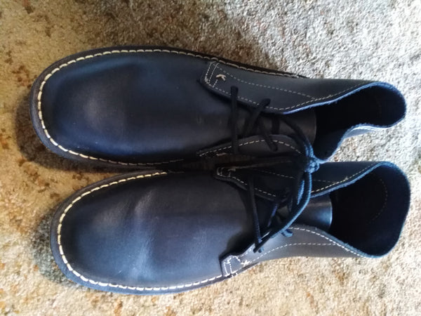 Urban Vellies Navy (Size 8)