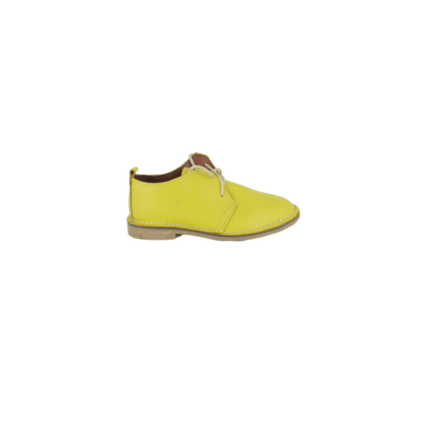 Dapper Vellies (Yellow) - Vellies Ville