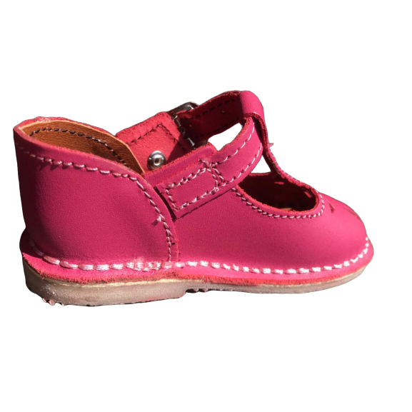 Kiddies Baby Doll (Dark Pink) - Vellies Ville