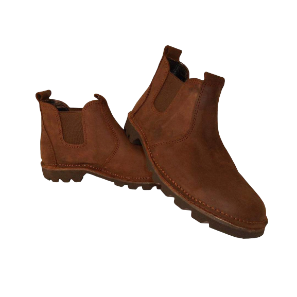 Chelsea boot (Dark Brown) - Vellies Ville