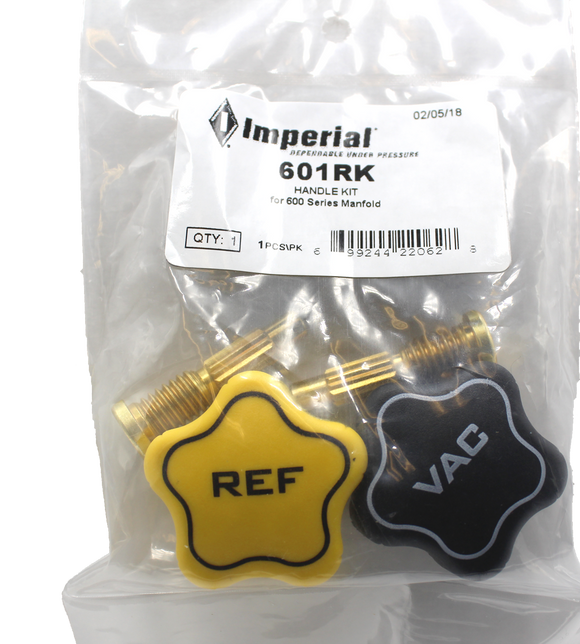 Manifold Replacement Parts 601RK