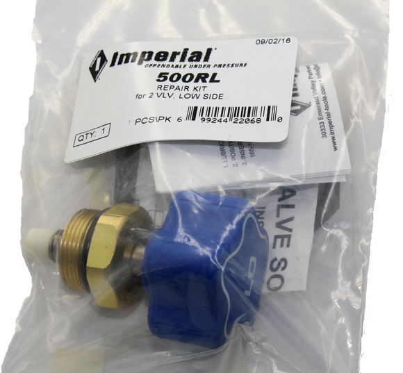 Manifold Replacement Parts 500RL