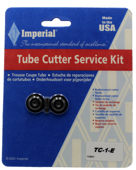 Tube Cutter Replacement Parts TC1E